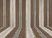 Priorità bassa di legno di struttura del grunge astratto Fotografia Stock
