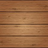 Priorità bassa di legno di struttura di vettore Fotografie Stock