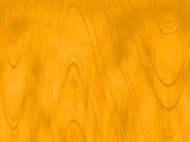 Priorità bassa di legno dorata Immagine Stock Libera da Diritti