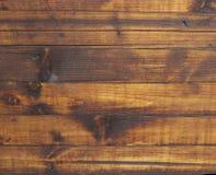 Priorità bassa di legno dorata Immagine Stock