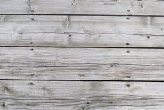 Priorità bassa di legno grigia Fotografie Stock