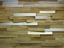 Priorità bassa di legno incrinata Immagine Stock Libera da Diritti