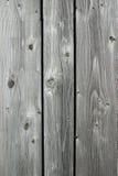Priorità bassa di legno Knotty Fotografia Stock