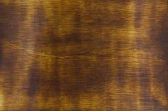 Priorità bassa di legno macchiata immagine stock libera da diritti