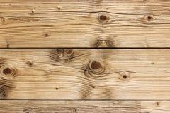 Priorità bassa di legno naturale della scheda Fotografie Stock Libere da Diritti