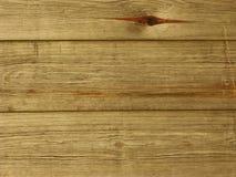 Priorità bassa di legno non colorata Immagini Stock
