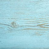 Priorità bassa di legno Pittura blu dipinta bordi anziani di struttura immagini stock libere da diritti