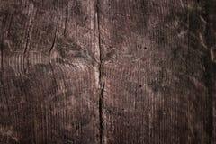 Priorità bassa di legno legno planked buio spazio del testo immagini stock