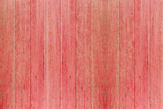 Priorità bassa di legno rossa di struttura Fotografie Stock