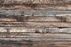 Priorità bassa di legno rustica di struttura Fotografie Stock Libere da Diritti