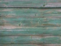 Priorità bassa di legno sbucciata della vernice Immagine Stock Libera da Diritti