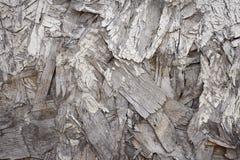 Priorità bassa di legno scheggiata fotografie stock libere da diritti