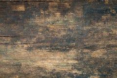 Priorità bassa di legno scura di struttura Immagine Stock Libera da Diritti