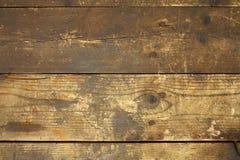 Priorità bassa di legno sporca Fotografia Stock