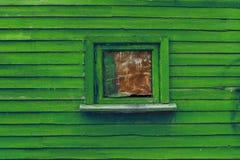 Priorità bassa di legno verde Immagini Stock Libere da Diritti