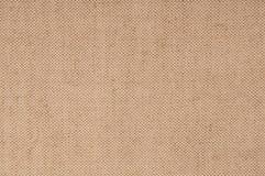 Priorità bassa di licenziamento della tela di iuta della tela da imballaggio Fotografie Stock