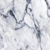 Priorità bassa di marmo bianca di struttura Fotografie Stock
