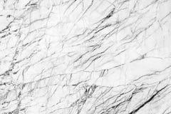 Priorità bassa di marmo bianca di struttura Immagine Stock
