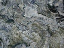 Priorità bassa di marmo grigia di struttura Immagini Stock Libere da Diritti