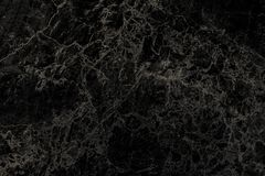 Priorità bassa di marmo nera Fotografie Stock