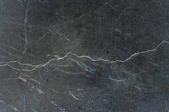 Priorità bassa di marmo nera Immagine Stock Libera da Diritti
