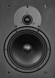 Priorità bassa di musica - altoparlante Fotografie Stock Libere da Diritti