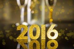 Priorità bassa di nuovo anno Fotografia Stock Libera da Diritti