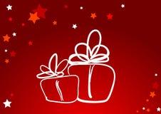 Priorità bassa di nuovo anno royalty illustrazione gratis