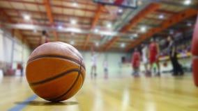 Priorità bassa di pallacanestro video d archivio