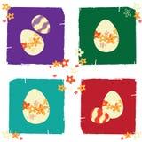 Priorità bassa di Pasqua royalty illustrazione gratis