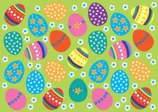 Priorità bassa di Pasqua illustrazione di stock