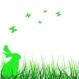 Priorità bassa di Pasqua Immagine Stock Libera da Diritti