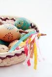 Priorità bassa di Pasqua Fotografia Stock