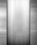 Priorità bassa di piastra metallica Fotografie Stock