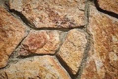 Priorità bassa di pietra astratta Fotografie Stock