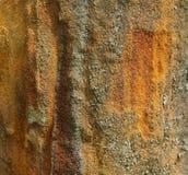 Priorità bassa di pietra colorata Fotografia Stock Libera da Diritti