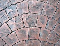 Priorità bassa di pietra rossa astratta, immagine stock libera da diritti