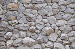 Priorità bassa di pietra rotonda della natura Fotografia Stock