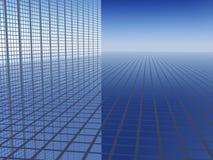 priorità bassa di progresso di affari 3D Immagini Stock