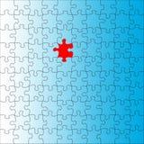 Priorità bassa di puzzle Immagini Stock