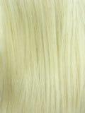 Priorità bassa di struttura dei capelli biondi Fotografia Stock Libera da Diritti