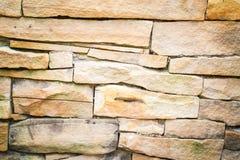 Priorità bassa di struttura del muro di mattoni Fotografia Stock