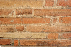 Priorità bassa di struttura del muro di mattoni Immagine Stock Libera da Diritti