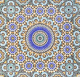 Priorità bassa di struttura del reticolo di islam Fotografia Stock Libera da Diritti