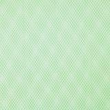 Priorità bassa di struttura del tessuto della griglia - verde Fotografia Stock Libera da Diritti