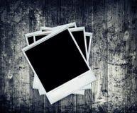 Priorità bassa di struttura dell'accumulazione dell'album di foto dell'annata Immagine Stock
