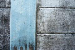 Priorità bassa di struttura della parete di Grunge Fotografia Stock