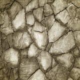 Priorità bassa di struttura della parete di pietra Fotografie Stock Libere da Diritti