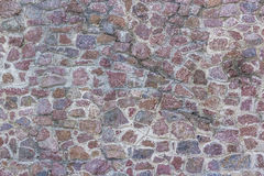 Priorità bassa di struttura della parete di pietra Fotografie Stock
