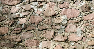 Priorità bassa di struttura della parete di pietra Fondo per progettazione Fotografie Stock Libere da Diritti